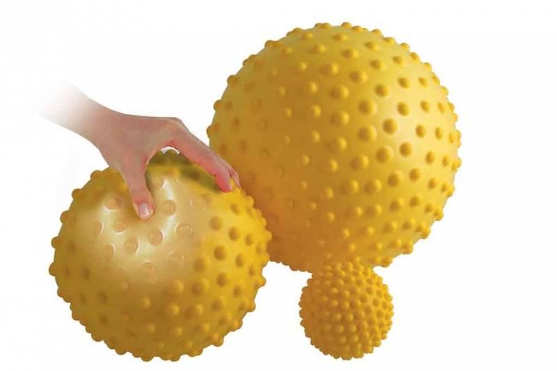 Ball med Nopper 10 cm