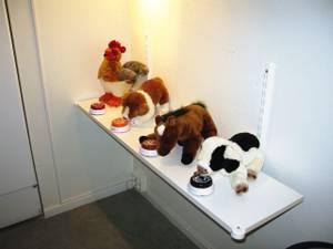 Bilde av Lydknapper med dyrelyder