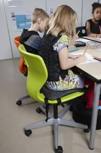 Bilde av Protac kulepute stol med midtstolpe 35x35/38mm