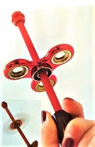 Bilde av Spinner med holder