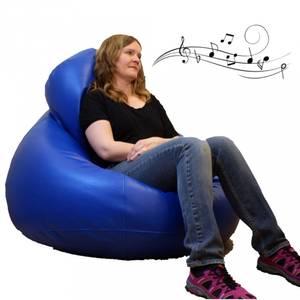 Bilde av Ballo sittesekk med musikkvibrasjoner