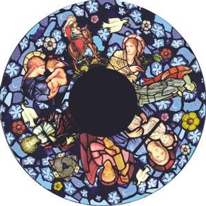 Bilde av Solar Effekthjul vindu