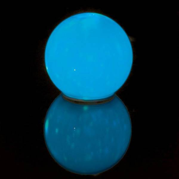 Krystall lampe