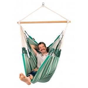Bilde av Habana agave hengestol comfort