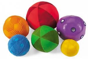Bilde av Vaskbare sensoriske baller