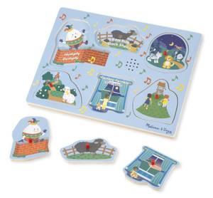 Bilde av Puslespill med barnesanger 2