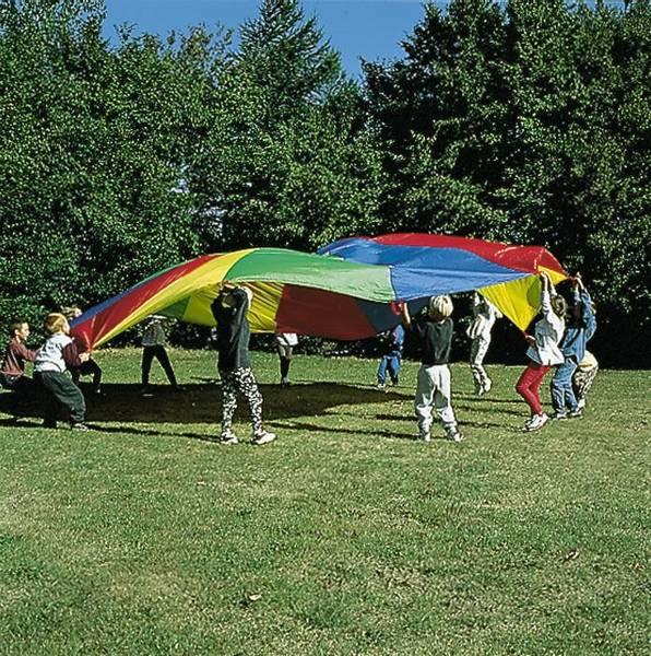 Liten fallskjerm - 3,5m