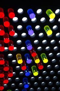 Bilde av Lysende fargeplugger