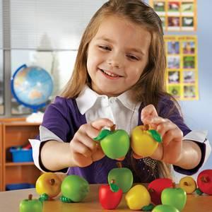 Bilde av Sorteringspill med epler