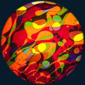 Bilde av Solar oljehjul cosmic flare
