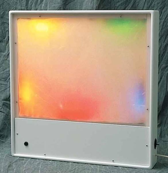 Lys- og lydpanel