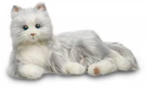 Bilde av Interaktiv katt - Silver