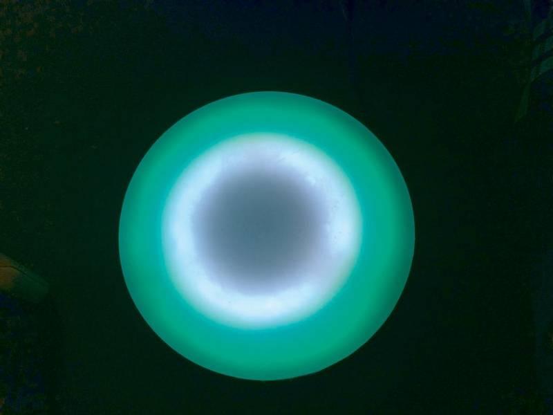 Interaktive lysfliser