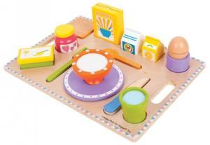 Bilde av Puslespill frokost
