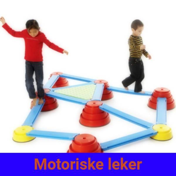 Amajo motoriske leker