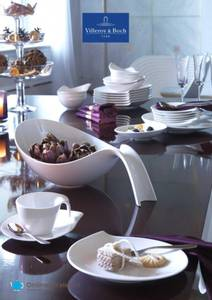 Bilde av Villeroy & Boch Flow kaffeservise