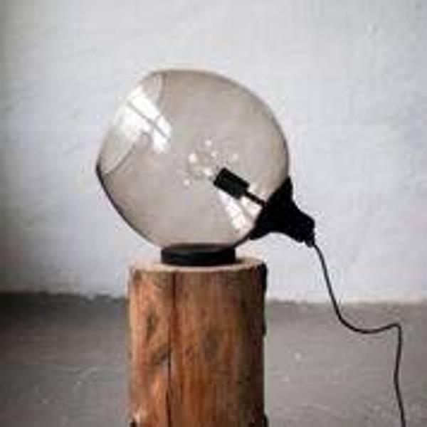 ygg & lyng fender pendel / bordlampe