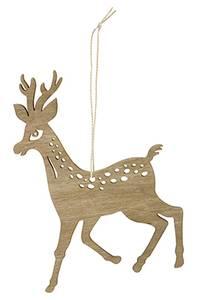 Bilde av reinsdyr tre 15cm natur