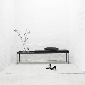 Bilde av ygg&lyng einer benk