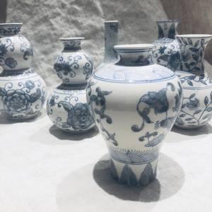 Bilde av «Ming» minivaser