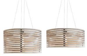 Bilde av ygg&lyng lysspill lampe 13 ringer