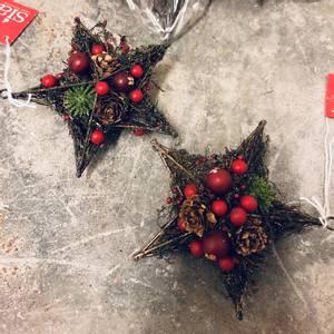 Bilde av Juletrepynt Stjerne 11cm