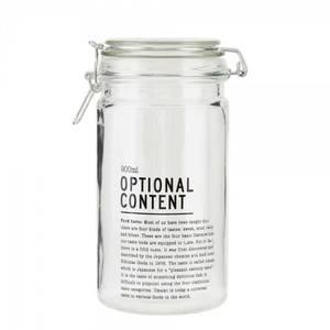 Bilde av oppbevaringsglass med tett lokk 900 ml