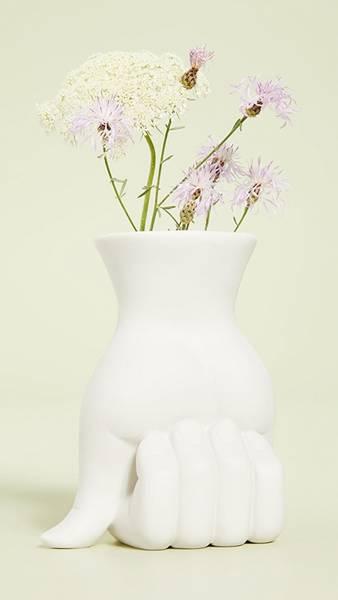 Marcel vase by Jonathan Adler