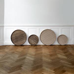 Bilde av ygg & lyng mingle tray hvitoljet eik 60cm