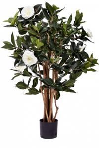 Bilde av Kunstig Camellia Japonica 100cm