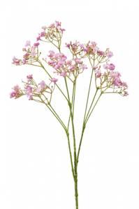 Bilde av Kunstig Gypsophila Lys Lilla 68 cm