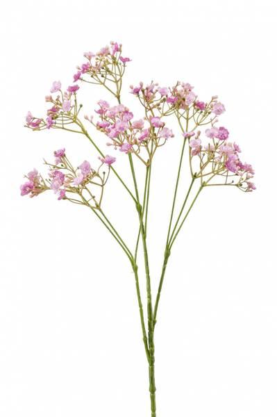 Kunstig Gypsophila Lys Lilla 68 cm