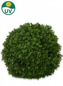 Bilde av Kunstig Buksbom Ball Busk UV D70cm