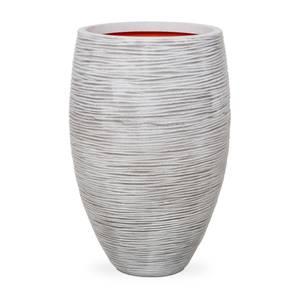 Bilde av Capi Tutch Vase Elegant Deluxe Rib Elfenben 60cm