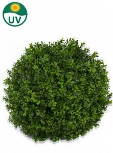 Bilde av Kunstig Buksbom Ball Busk D50cm