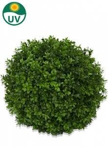 Bilde av Kunstig Buksbom Ball Busk UV D40cm