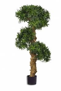 Bilde av Kunstig Podocarpus Bonsai Medium 110cm