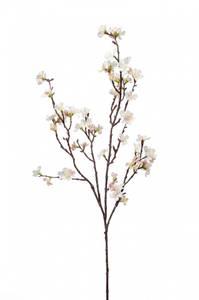 Bilde av Kunstig Sakura Gren Kremrosa 95 cm