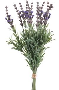 Bilde av Kunstig Lavendelbukett Lilla 33cm