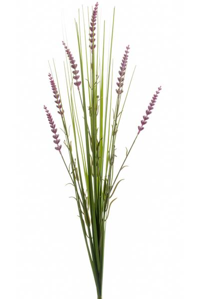 Kunstig Lavendel Stilk Lilla 85cm
