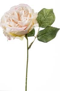 """Bilde av Kunstig Rose """"Ana"""" Rosa 28cm"""