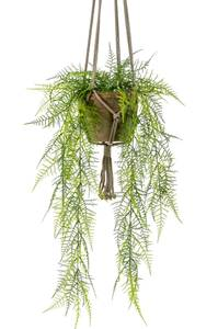 Bilde av Kunstig Hengende Asparagus i Retropotte 70cm