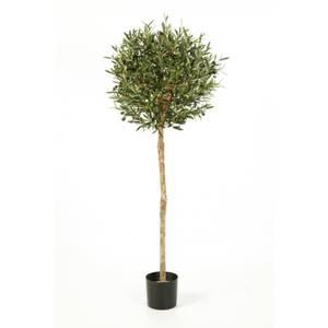 Bilde av Kunstig Oliventre Med Oliven 140cm
