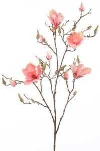 Bilde av Kunstig Magnolia Gren Rosa 105cm