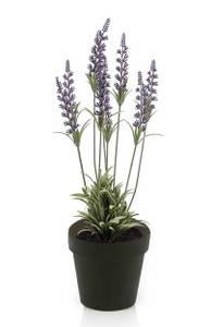 Bilde av Kunstig Lavendel i Potte 45 cm
