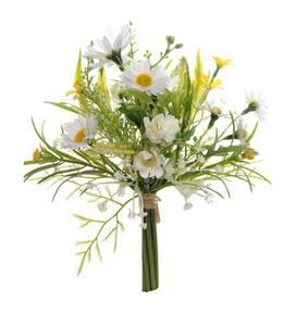 Bilde av Kunstig Blomster bukett Miks 20cm
