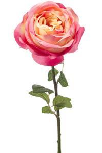 """Bilde av Kunstig Rose """"Vicky"""" Rosa 66cm"""