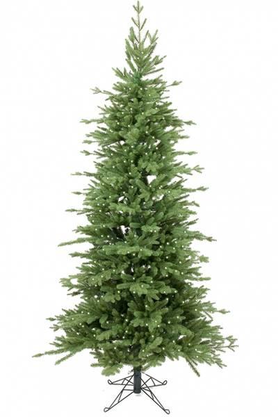 Kunstig Gran Victoria Slim 300 LED-Lys 180cm