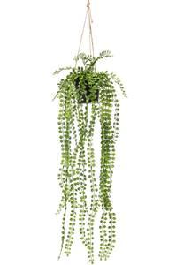 Bilde av Kunstig Hengende Fikus i Potte 60cm