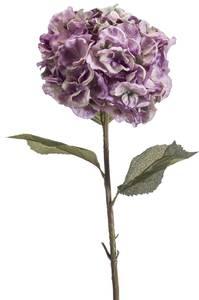 Bilde av Kunstig Hortensia Stilk Lilla 85cm